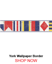 York NY4842BD Sailing Flags Borders 260190