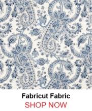 Fabricut 3835901 Farscape Cornflower Fabric