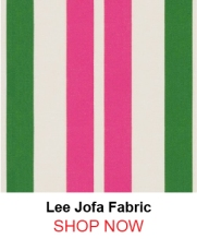 Lee Jofa 2011109 Stripe it Up Punch Green Fabric 72040