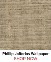 Phillip Jeffries Manila Hemp Linen Wallpaper