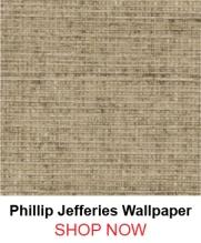 Phillip Jeffries Manila Hemp Linen Wallpaper